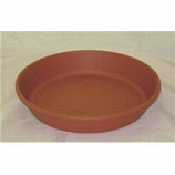 Myers Industries L&Ggroup - Classic Pot Saucer - Clay - 14 Inch