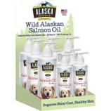 Alaska Naturals Pet Prod - Alaska Naturals Salmon Counter Display - Salmon - 10 Piece