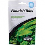 Seachem Laboratories Inc-Flourish Tabs--40 Pack