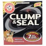 Church & Dwight - Arm & Hammer Clump & Seal Multi - Cat Litter - 28 Pound