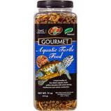 Zoo Med - Gourmet Aquatic Turtle Food - 12 oz