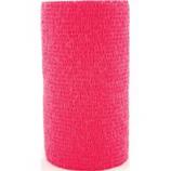 3M - Vetrap Bandaging Tape Bulk - Red - 4 Inch x 5 Yard