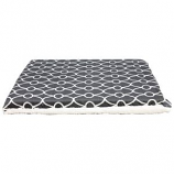 Midwest Homes For Pets - Quiet Time Defender Series Reversible Crate Pad - Gray - 24X17.75X2.28