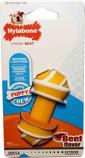Tfh Publications/Nylabone - Puppy Chew Knot Bone - Beef - Petite