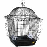 Prevue Pet Products - Scrollwork Bird Cage - Black - 18X18X25