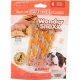 Healthy Chews - Wonder Snaxx Twists - Sweet Potato/Tu - 6 Count