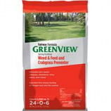 Greenview - Greenview Fairway Formula Weed & Feed 24-0-6 - 5000 Sq Ft