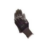 Lfs Glove P - Bellingham Nitrile Tough Gloves - Black - Small