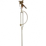 Esschert Design Usa - Metal Owl Rocker Stake