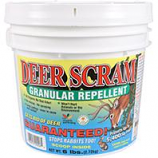Enviro Protection Ind - Deer Scram Granular Deer & Rabbit Repellent - 6 Pound