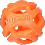 Canine Hardware - Chuckit! Breathe Right Fetch Ball - Orange - Medium