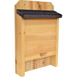 Natures Way Bird Products - Nature'S Way Bat House Single Chamber - 15X10X3.5