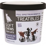Treatibles - Treatibles Soft Chews For Cat - 100 Count