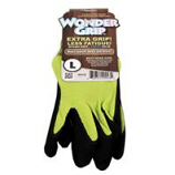 Lfs Glove P - Wonder Grip Extra Grip Gloves - Yellow - Large