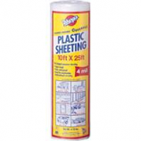 Warp Brothers - Plastic Sheeting - Clear - 10X25 Foot