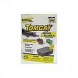 Motomco - Tomcat Mouse Killer Ii Disposable Bait Stations-4 Pack