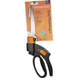 Fiskars  - Cutting  - Shear Ease Grass Shears-Black/Orange-14 Inch