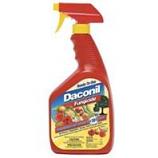 Gulf Stream Home & Garden - Gardentech Daconil Fungicide Rtu Spray - 1 Quart