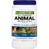 Liquid Fence - All Purpose Animal Repellant Granular - 2 Lb