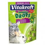 Vitakraft Pet Products - Dandelion Drops - Chinchilla - Dandelion - 5.3 oz