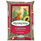 Global Harvest Foods  - Morning Song Cardinal Wild Bird Food - 20  Pound
