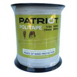 Tru-Test-Patriot Politape-White-1320 Ftx1/2 In