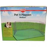 Super Pet - Kaytee Pet-N-Playpen - Purple - Medium