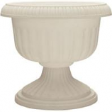 Southern Patio - Dynamic Design Ambassador Collection Grecian Urn - White - 18 Inch