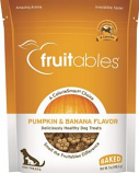 Manna Pro - Fruitables Crunchy Dog Treats - Pumpkin/Banana - 7Oz