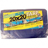 Dewitt Company - Super Blue Tarp (2.3Oz)-Blue-20X20
