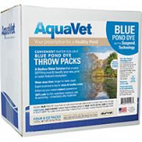 Durvet - Aquavet Blue Pond Dye With Suspend Technology - 4 Pack / 8 Ounce