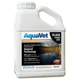 Durvet - Aquavet Black Pond Dye With Suspend Technology - Black - 1 Gallon