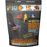 Dave&Matts Chicken Stuff - Wild Bird Magnet With Living Sight Attractant - 7Oz