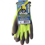 Lfs Glove  Fall/Winter - Hi - Vis Acrylic With Latex Palm Glove - Hi - Vis Yellow - Large