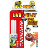 Zoo Med - Heat and Uv Light Combo Pack - 100 Watt/5 UVB