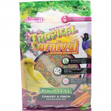 F.M. Browns-Pet - Tropical Carnival Canary & Finch Food Ext. Daily Diet - 1Lb