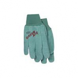 Boss Manufacturing -Green Ape Chore Glove With Flexible Knit Wrist-Green-Jumbo