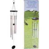 Esschert Design Usa - Classic Wind Chimes Aluminum - Medium