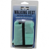 Marshall Pet Products - Marshall Walking Vest - Teal - Large