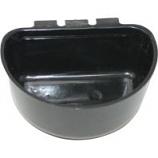 Animal Supplies International - Coop Cup - Black - 8 Oz