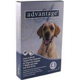 F.C.E. - Advantage Ii Dog Blue - Over 55Lb/4Pack
