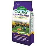 Espoma Company - Organic Lawn Starter Seed And Sod Lawn Food-7.25 Pound