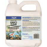Mars Fishcare Pond - Pondcare Simply Clear Bacterial Pond Clarifier - 64 Ounce
