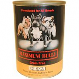Replenish Pet  - Maximum Bully Canned Dog Food - Chicken - 13.2 oz