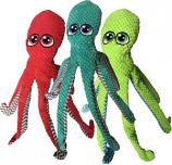 Petlou - Promo Octopus - Asstorted Colors - 16 inch