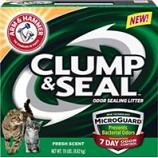 Church & Dwight - A&H Clump & Seal Microguard Odor Sealing Litter - 19 Pound