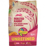 Earthborn - Earthborn Unrefined Holistic Dog Food - Roasted Rabbit - 25Lb