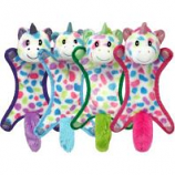 Multipet International - Cuddle Bunnies Unicorn Ball Head - Asst - 10 Inch/Small