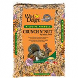D&D Commodities  - Wild Delight Crunch N Nut Squirrel Food - 8 Pound