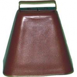 Speeco\Farmex - Long Distance Cow Bell-Copper-3 9/16 Inch